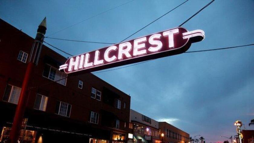 Hillcrest sign (/ Hilcrest / Jarnard Sutton)