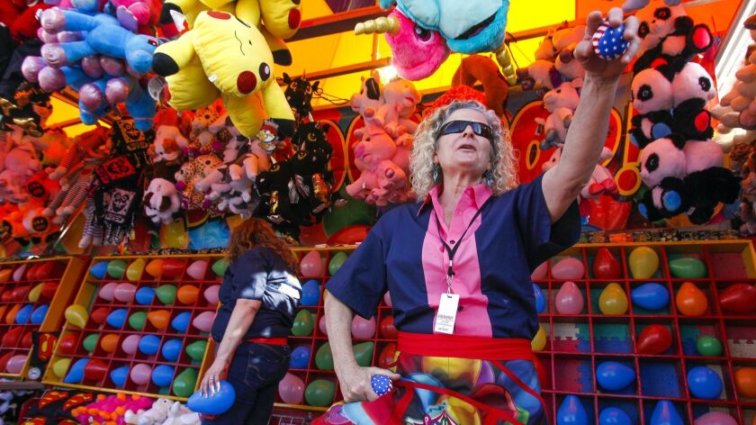 On Saturday, June 9, the San Diego County Fair is hosting its family-friendly Out at the Fair festival.