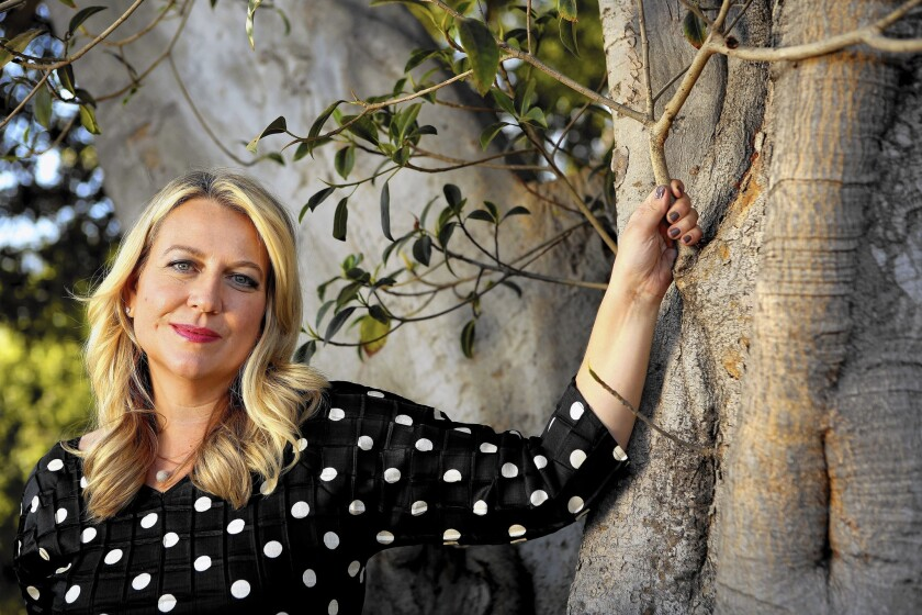 "Cheryl Strayed, the author of ""Wild,"" has a new book of quotes coming out, ""Brave Enough."""