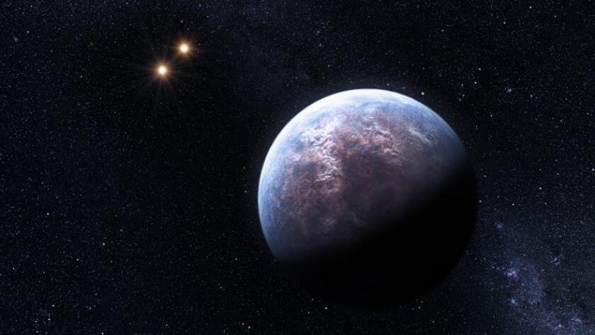 Un grupo de científicos ha identificado exoplanetas donde podría desarrollarse vida como lo hizo en su día en la Tierra, al tener las condiciones químicas necesarias, según un estudio publicado hoy en la revista especializada Science Advances. EFE/Archivo