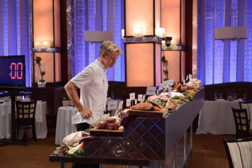 'Hell's Kitchen' recap: A challenging upset, a bun in the oven?