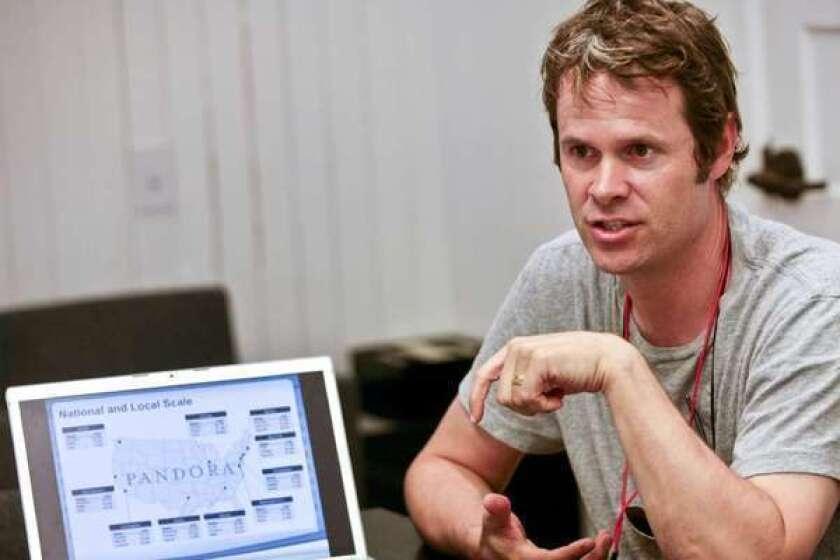 CES 2013: Pandora's Tim Westergren offers artists tour support