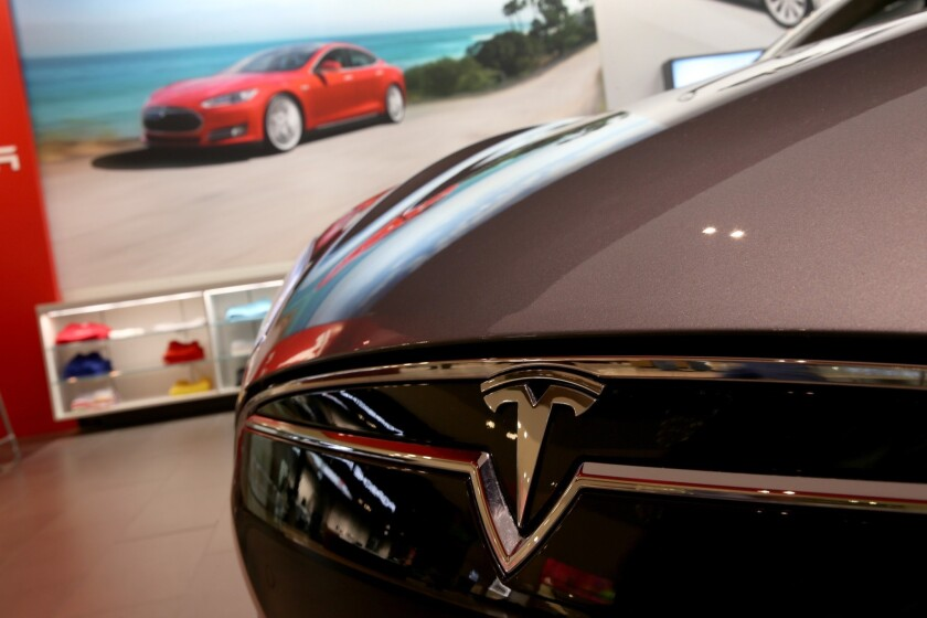 Consumer Reports Names Tesla Top Pick In Annual Car Rankings Los Angeles Times