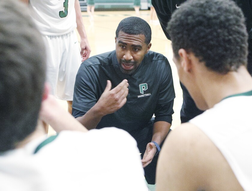 Providence boys' basketball coach Brandon Lincoln understands how difficult it is to navigate college recruiting and does the best he can to help his players get to the next level.