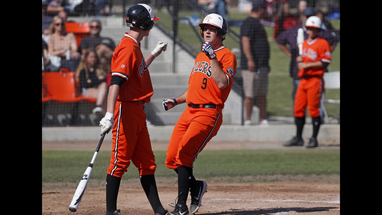 Photo Gallery: Edison vs. Huntington Beach in baseball
