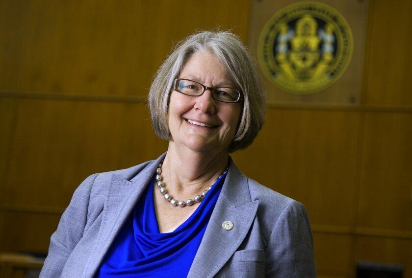 City Council President Sherri Lightner
