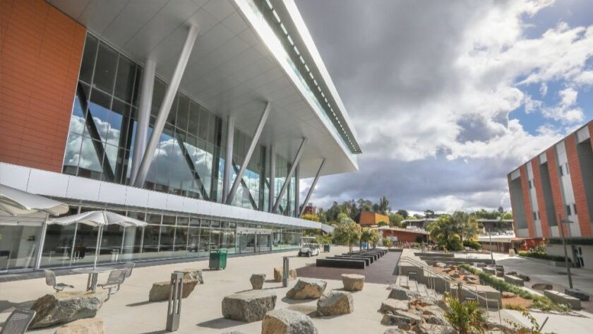 Palomar College spells out details of $1 million president's office