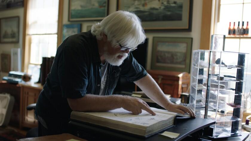 Le capitaine Paul Watson dans le documentaire 'Watson'