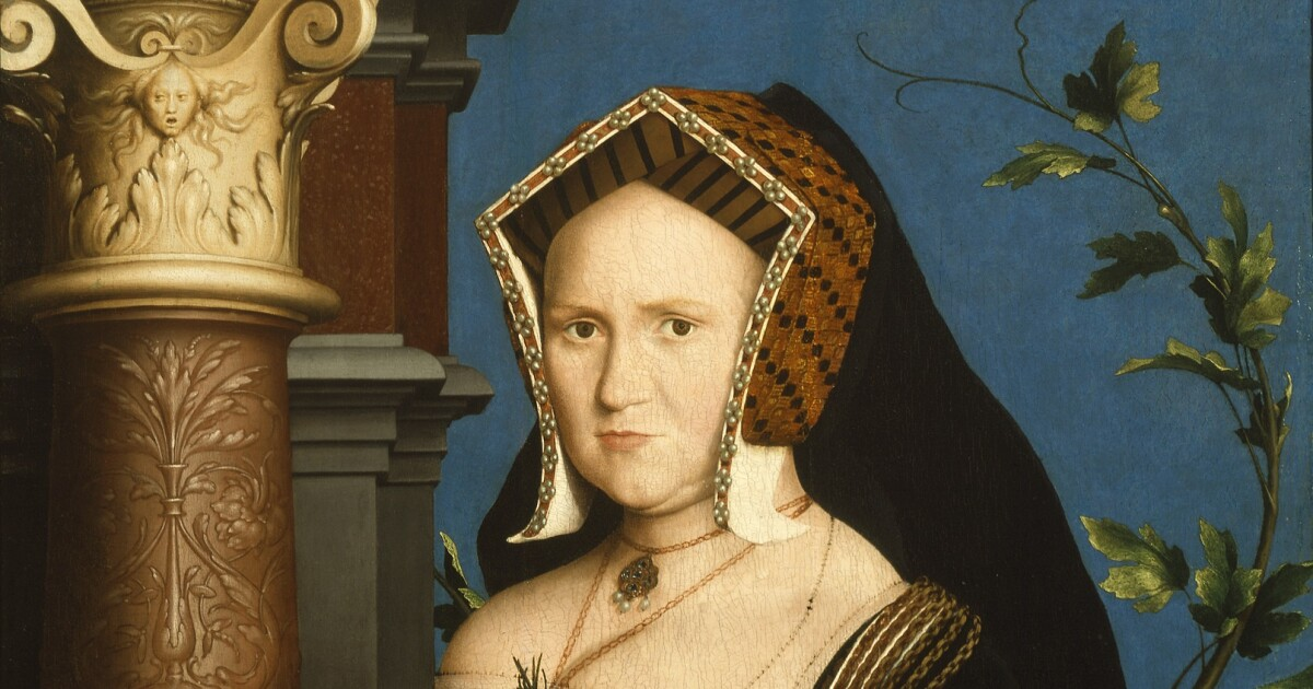 Review: Hans Holbein struts his stuff at the Getty Museum