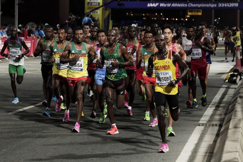 Tokyo Marathon Feud-Uncertain Athletes