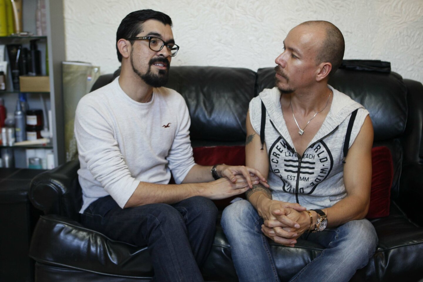 Gay couple denied wedding vows in Mexicali