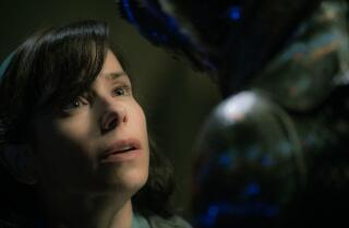 'The Shape of Water' review by Kenneth Turan