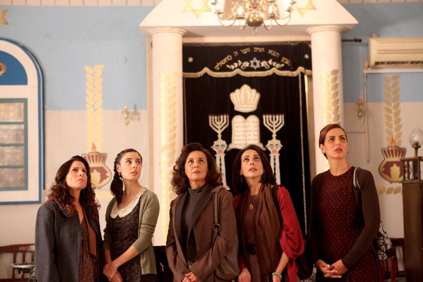 The Women's Balcony': Clash of the sexes, culture in Israeli