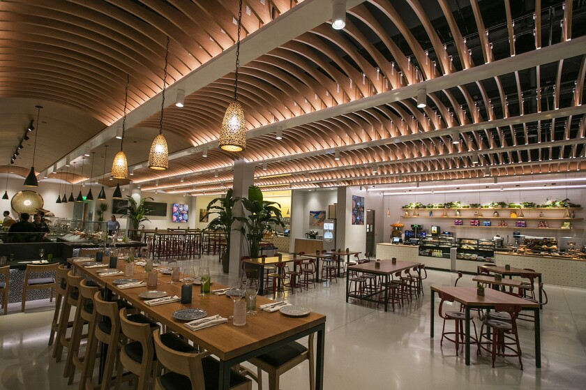 Hall Global Eatery