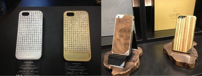 Expensive iPhone cases CES