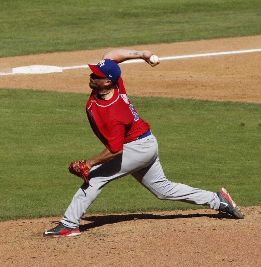 Veteranos lanzadores encabezan equipo béisbol Puerto Rico para Panamericanos