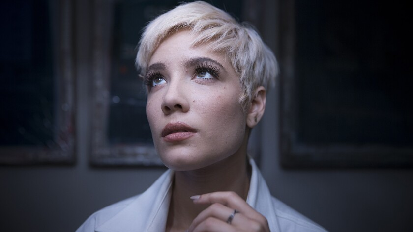 Halsey on her connection with her fans: 'I'm like a fixer on steroids'