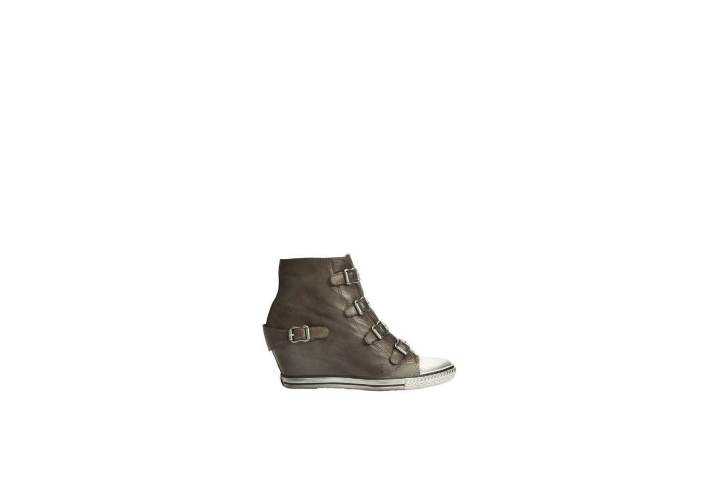 Ash Eagle nappa leather sneaker, $225, available at http://www.ashfootwearusa.com and Neiman Marcus, Intermix, Madison and American Rag.