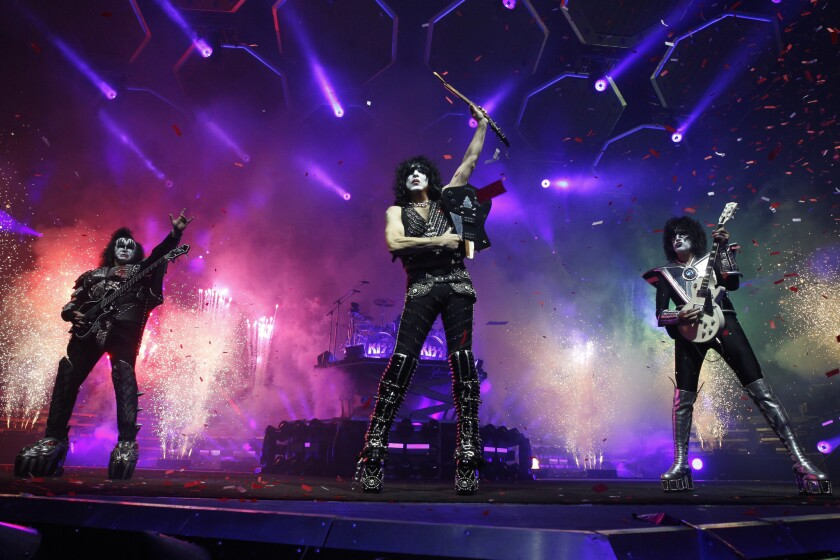 KISS Farewell Tour