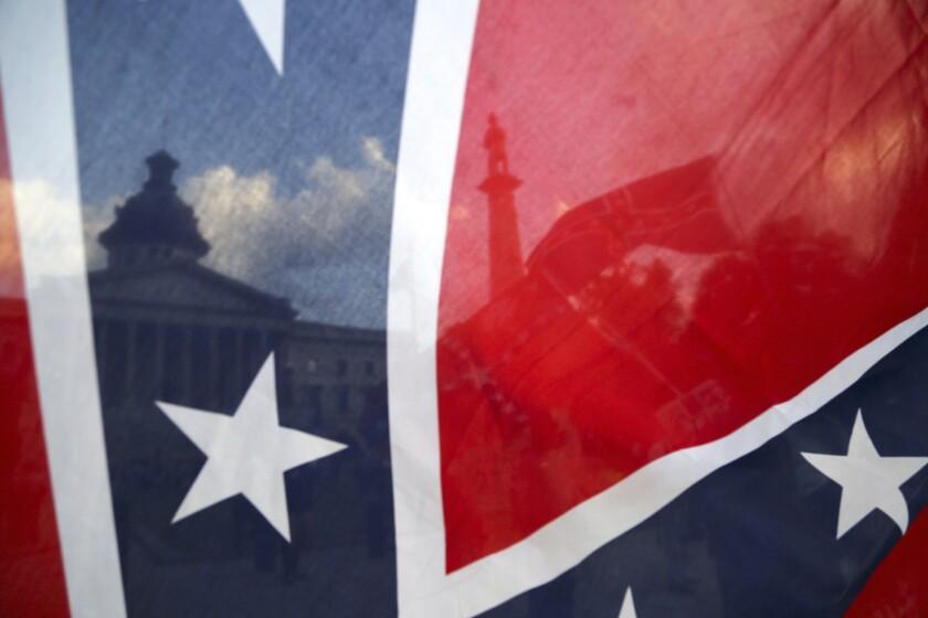 Confederate flag debate