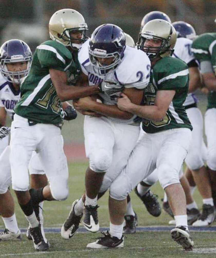 Tornadoes set for Rams