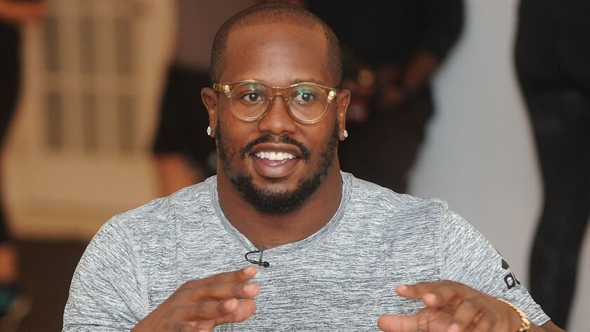 Get Cut Event with Chef's Cut Real Jerky and Von Miller of the Denver Broncos
