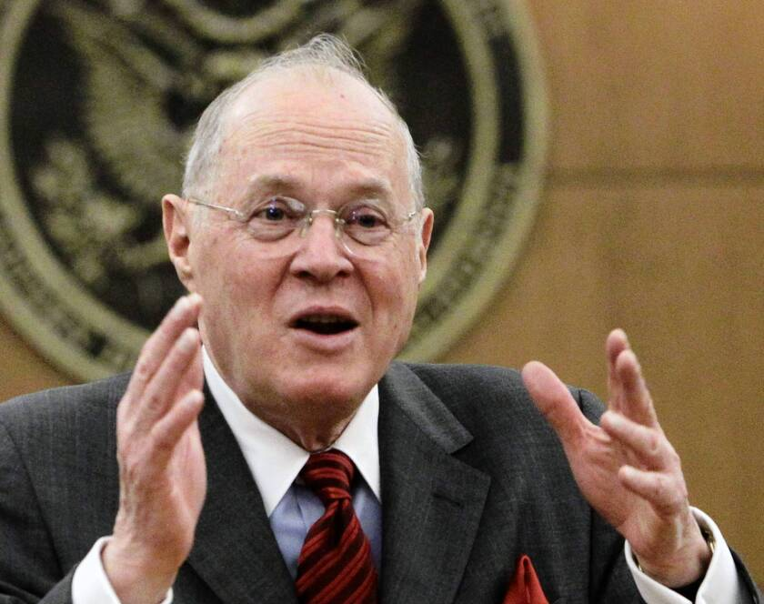 California prison overcrowding issue goes back to Justice Kennedy