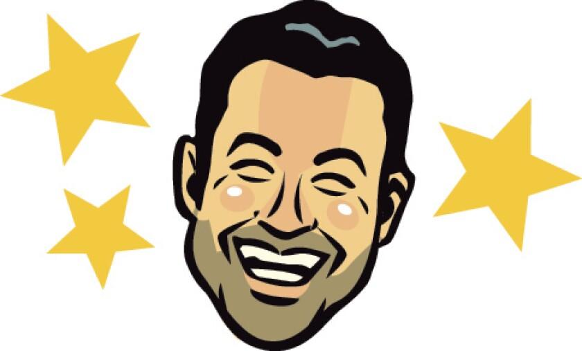 Best host illustration - Jimmy Kimmel