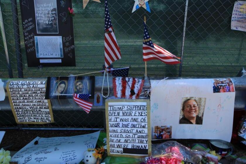 México y Estados Unidos brindan emotivo homenaje a las víctimas en El Paso, Texas