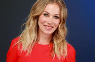 Christina Applegate of 'Dead to Me'