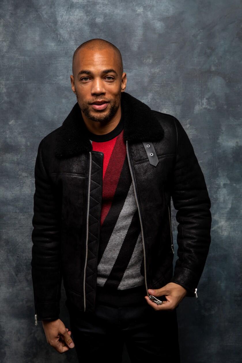 Actor Kendrick Sampson