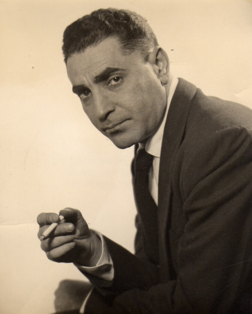 Alfred Hayes, screenwriter and author