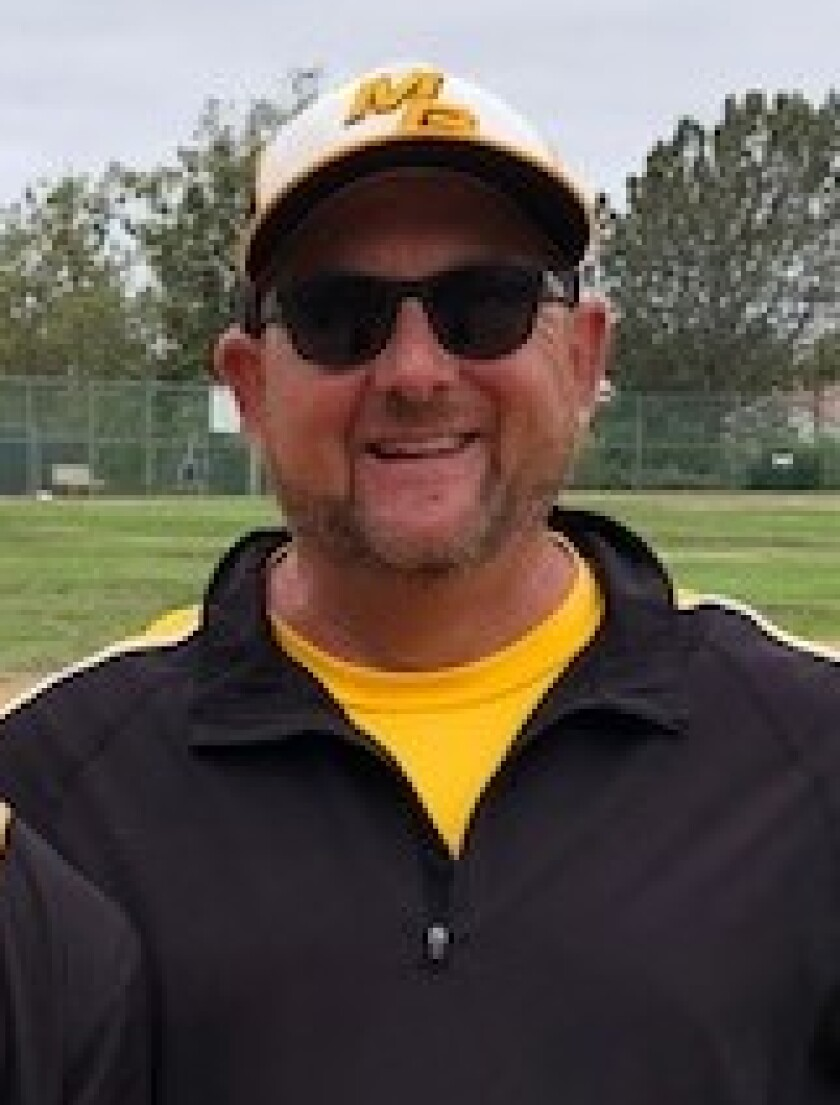 Lee Silber, Mission Bay Youth Baseball coach