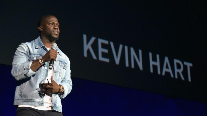 FILE: Kevin Hart Steps Down As Oscars Host