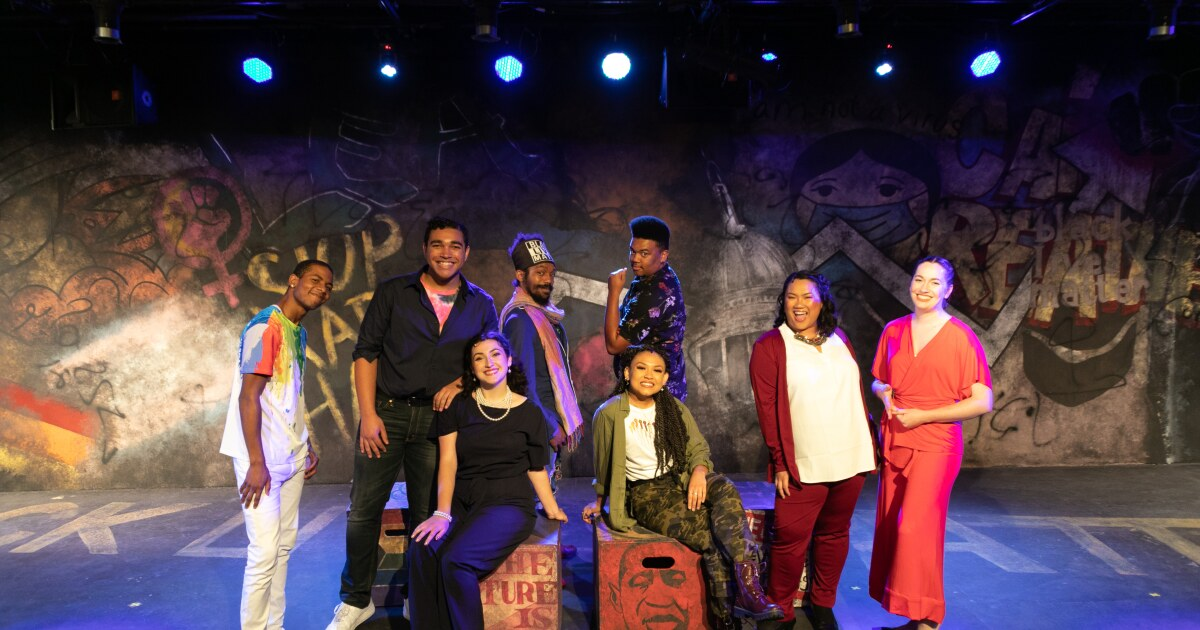 www.sandiegouniontribune.com: Diversity-focused Teatro San Diego debuts with 'Songs for a New World'