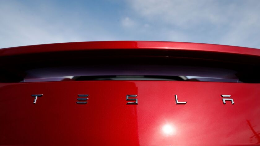 Tesla's stock had more than doubled in 2020 before Wednesday's downturn.