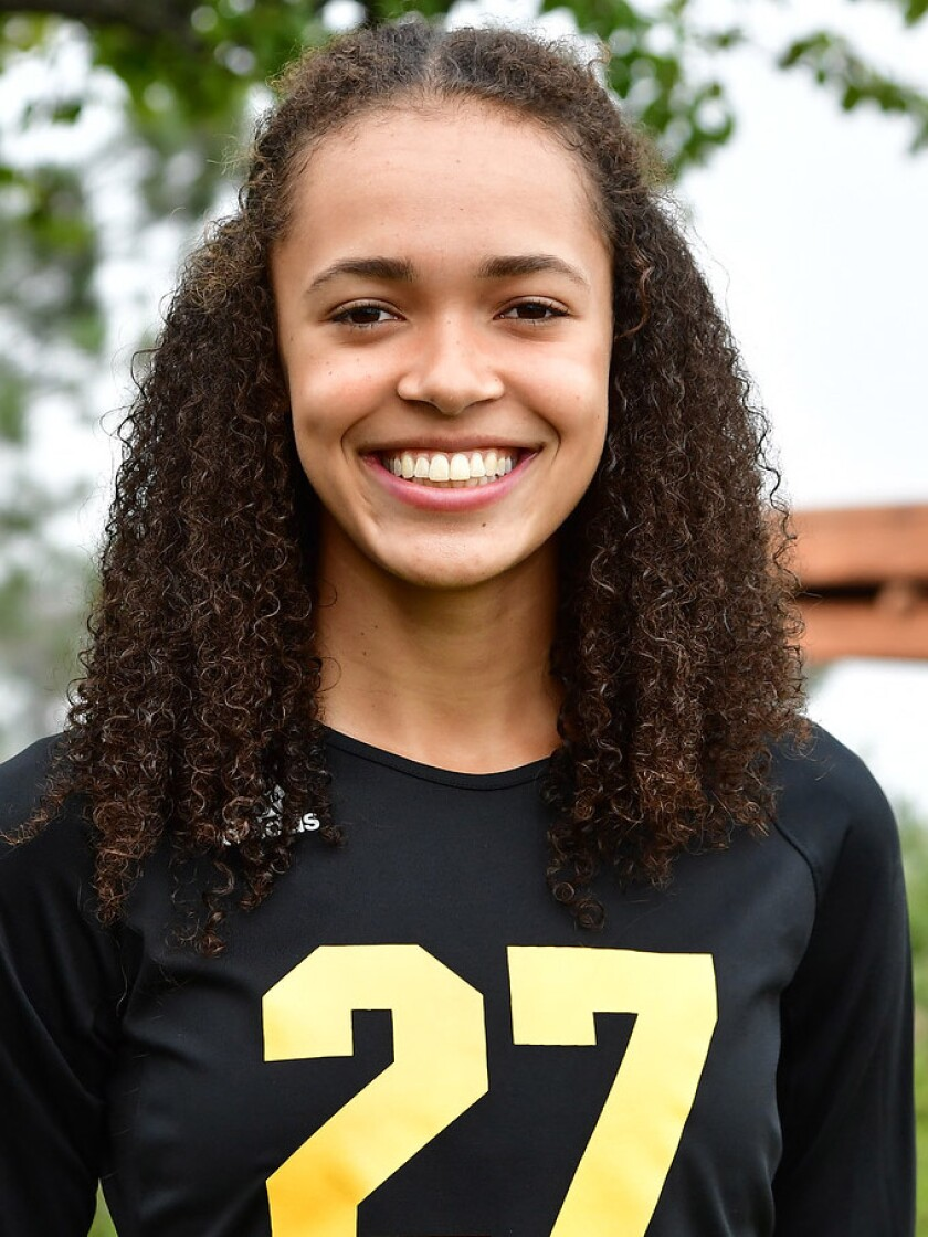 Maya Satchell, Torrey Pines high school girls volleyball