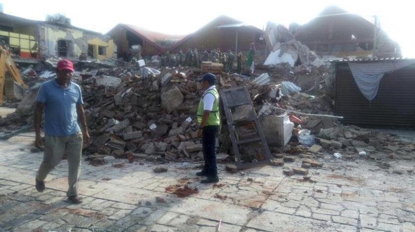 Siete Replicas En Guatemala Tras El Terremoto Originado En Mexico Hoy Los Angeles
