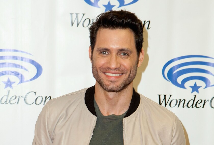 """Edgar Ramirez is in talks to star as Bodhi in the forthcoming """"Point Break"""" remake."""