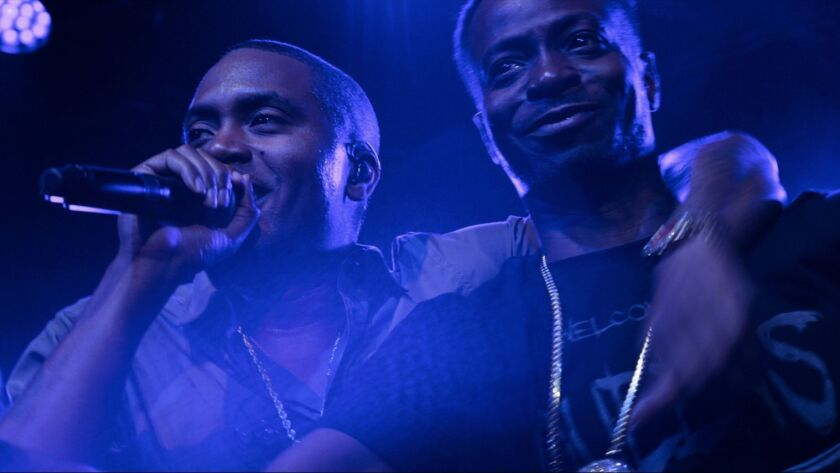 Nas on Netflix docuseries 'Rapture,' Killer Mike and why hip