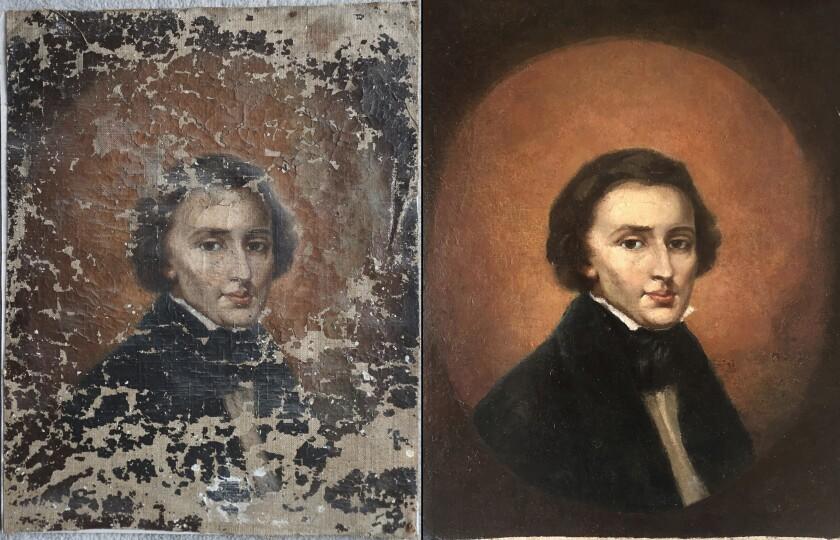 Esta combinación de fotos sin fecha proveída por Dariusz Markowski, izquierda, y Jaroslaw Golebiowsk