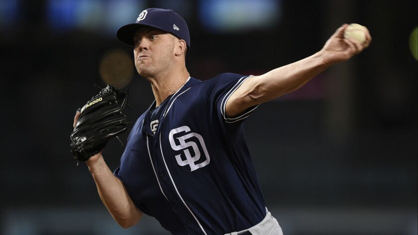 Clayton Richard was named Padres opening day starter.