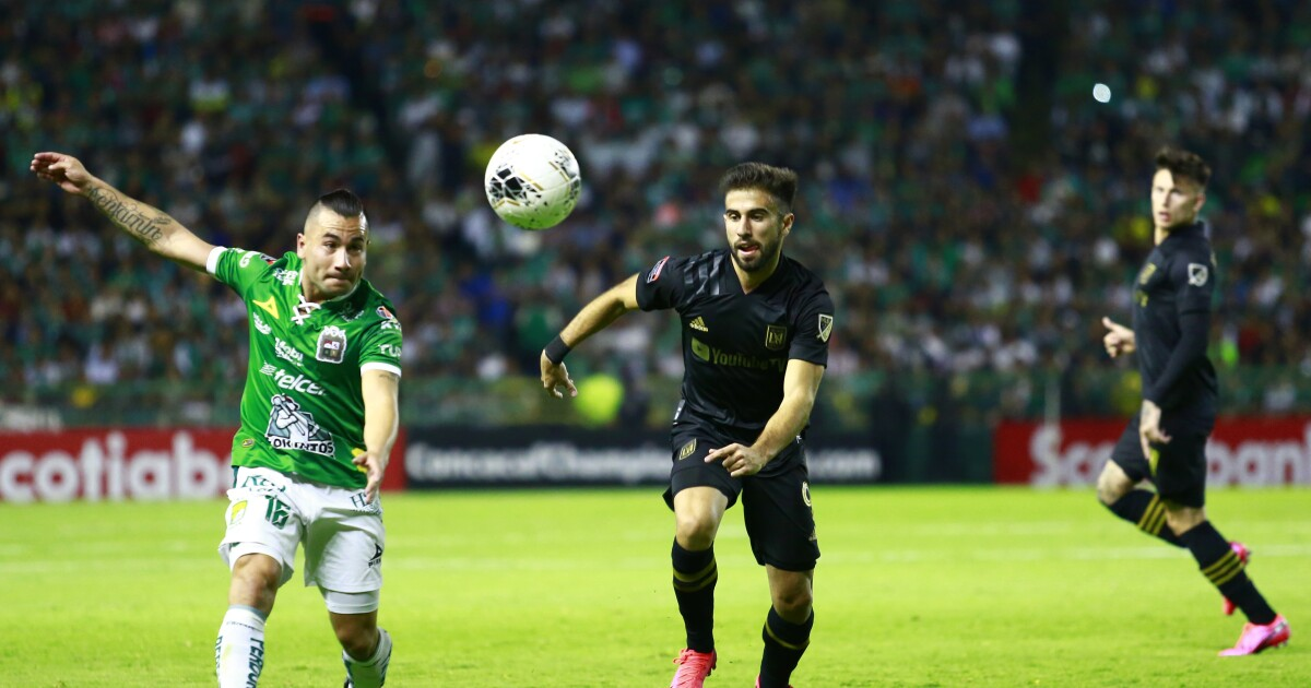 LAFC faces a huge challenge in CONCACAF Champions League match against León