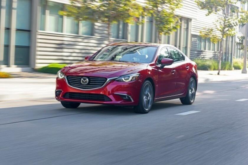 Nuevos Mazdas del 2017