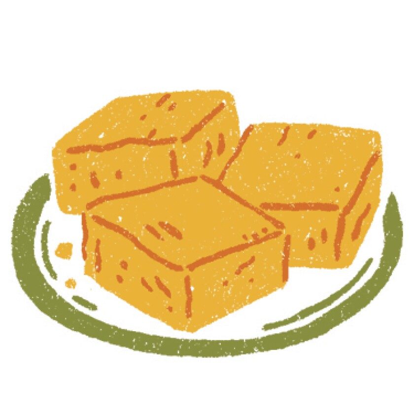 Thanksgiving power rankings: corn bread