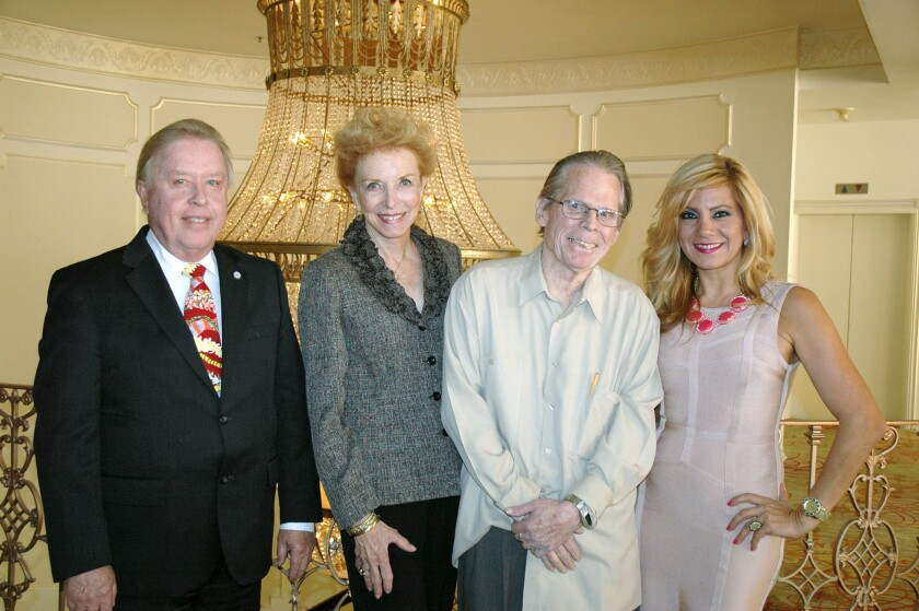 Community: Survivors honored at Courage Awards luncheon