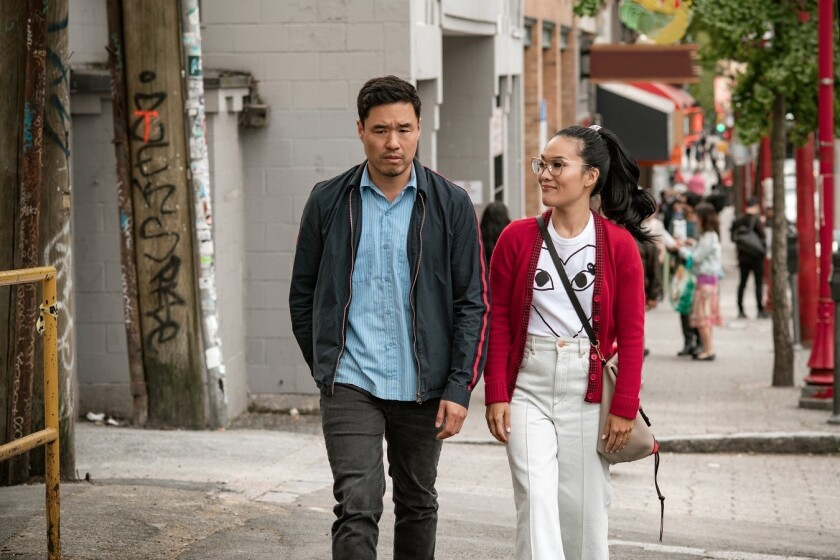 Review: Ali Wong and Randall Park continue rom-com revival with 'Always Be My Maybe'