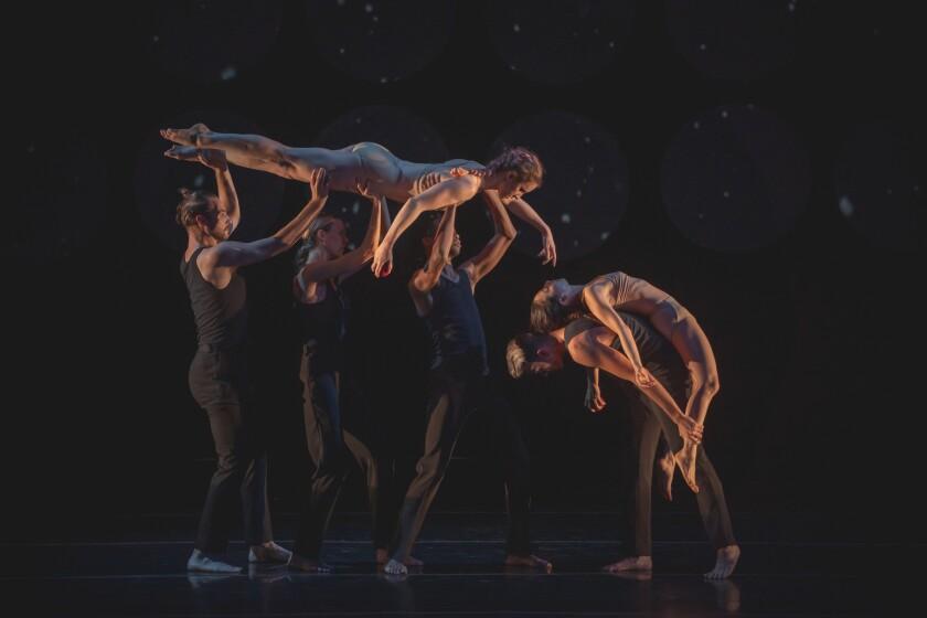 """Invertigo dancers perform """"Formulae & Fairy Tales."""""""
