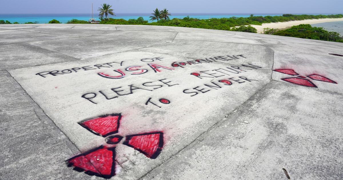 Rep. Tulsi Gabbard rebuts U.S. claim that Marshall Islands nuclear waste site is safe