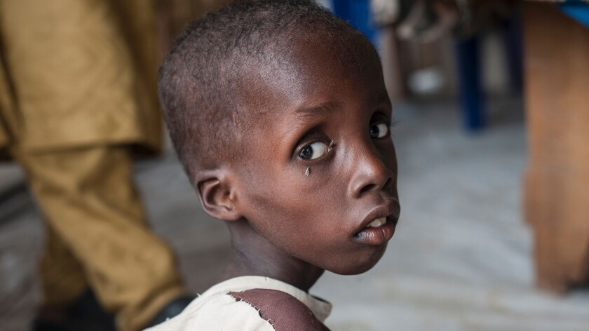 Starving in Nigeria